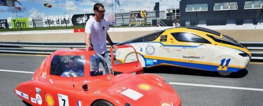 Albi Ecorace : le silence est d'or sur la piste du circuit