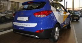 Ondulia accueille sa nouvelle Hyundai à hydrogène !