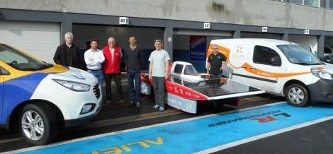 Albi Eco race : un challenge de mobilité douce et silencieuse